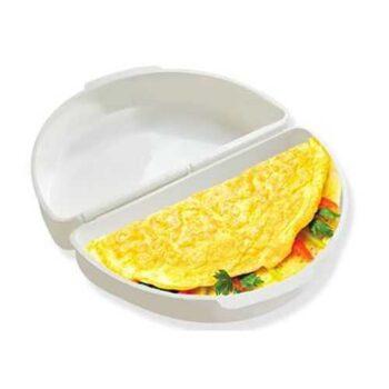 Generic طبق مايكروويف لطبخ البيض والاومليت